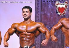 Bahrajn 2013 do 80kg