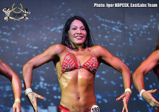2015 World Salvador - Masters Womens Physique