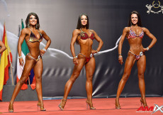 2014 World Cup Alicante - Overall Bikini fitness