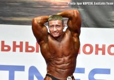 2015 Russia Champ - Bodybuilding Juniors 2