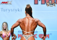 2018 World Fitness - Bodyfitness 163cm