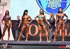 2015 Olympia Asia - Bikini OVERALL