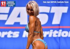 2015 Nicole Wilkins Champ - Bikini Final