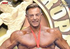 2020 ACE - Master Men's Physique 50y plus