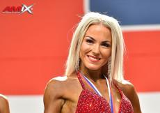 2018 Nordic Cup - Master Bikini-fitness