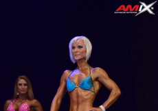 2014 Mozolani Fitness Cup - bodyfitness nad 163cm