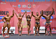 2019 Madrid PRO - Opening and all winners