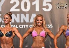 2015 EBFF Championships - Womens Fitness 163cm