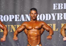 2014 Majstrovstvá Európy, kulturistika do 85kg
