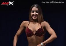 2017 AMIX Cup - Bikini Juniorky do 166cm