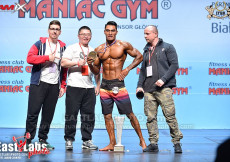 2018 World Fitness - Mens Physique OVERALL