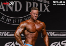 2018 Sweden Grand Prix, Muscular MPh