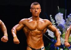 2014 Majstrovstvá Slovenska - kulturistika do 75kg