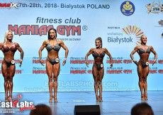 2018 World Fitness - Bodyfitness OVERALL
