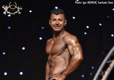 2017 Diamond Malta - Mens Physique