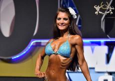 2015 Olympia Amat. Spain - Bikini 158cm