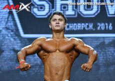 2016 Siberian Power - Bodybuilding 80kg