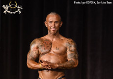 2017 Diamond Ostrava - Bodybuilding 80kg