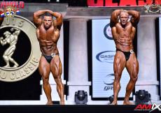 2015 AC Amateur Semi Final - Bodybuilding over 100kg