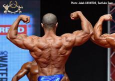 2017 EVLS Prague - Bodybuilding 80kg