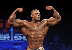 Open Bodybuilding, 2014 Toronto PRO
