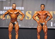 2014 Majstrovstvá Európy, klasik kulturistika 171cm