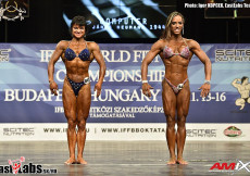 2015 World Fitness - W Physique OVERALL