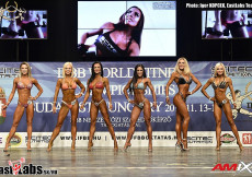 2015 World Fitness - Bikini AWARDS