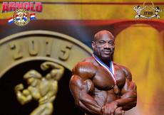 2015 Arnold Classic PRO - Bodybuilding OPEN Final