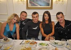 Kyjev - banket