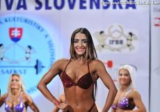 2017 Majstrovstvá Slovenska - bikini 164cm 2