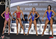 2016 Arnold Europe - Fit Model