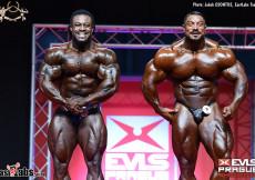 2017 EVLS Prague - Bodybuilding OPEN PRO, Semifinal