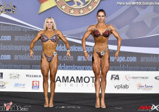 2016 Arnold Europe - Fitness OVERALL Champion