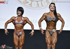 2016 Arnold Europe - Womens PH Overall