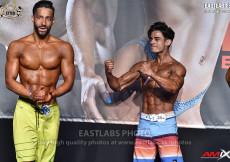 2018 European - Friday, Junior MPh up to 174cm