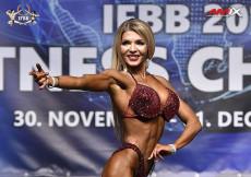 2019 WFC - Bikini-Fitness 158cm