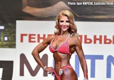2015 Russia Champ - Bikini Masters