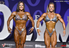 2017 Olympia Weekend - Fitness Olympia, Semifinal