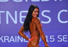 Kyjev finale bodyfitness nad 168 cm