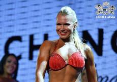 2015 Latvian Championships - Bodyfitness