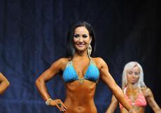 2014 Majstrovstvá Slovenska žien - bikini fitness 1