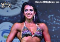 2015 World Salvador - Womens Physique