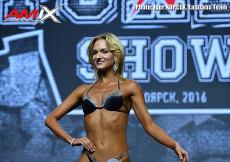 2016 Siberian Power - Bikini up to 166cm