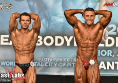 Classic BB Overall - 2019 European Championships