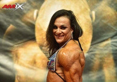 2018 Macedonia - Womens Physique