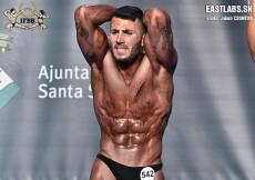 2018 European - Friday, Junior BB up to 75kg