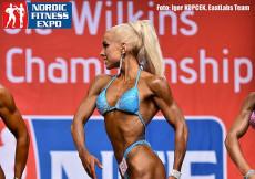 2015 Nicole Wilkins Champ - Bodyfitness Prejudging