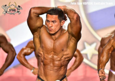 2015 ACE Amateur - BB up to 85kg