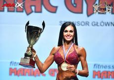 2018 World Fitness - Bikini 164cm